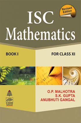 SChand's ISC Mathematics For Class XI