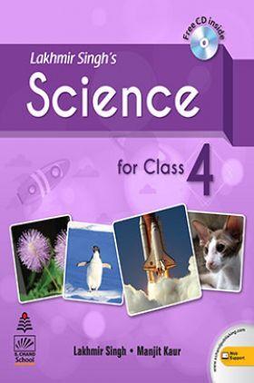 Lakhmir Singh's Science For Class IV