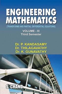 Engineering Mathematics Vol III (3rd Sem)