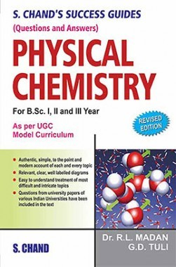 SChand Success Guide In Physical Chemistry