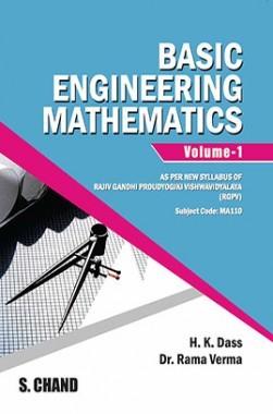Basics Of Engineering Mathematics Vol-I