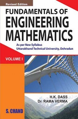 Fundamental Of Engineering Mathematics Vol-I