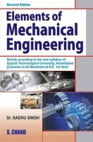 Elements Of Mechanical Engineering