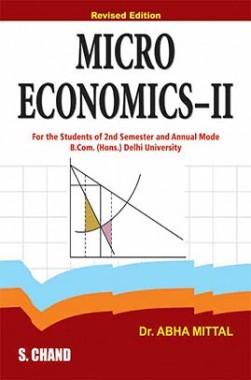 Micro Economics Part II
