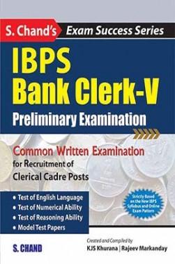 IBPS Bank Clerk V Preliminary Examination Guide