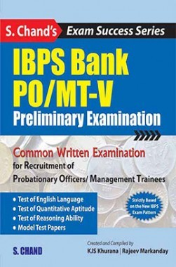 IBPS Bank PO/MT-V Preliminary Examination