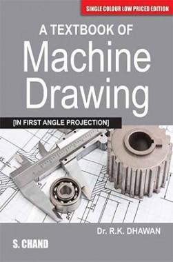 A Textbook Of Machine Drawing