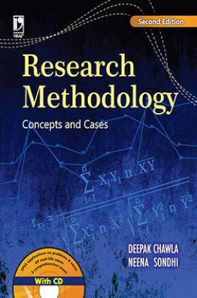 Research Methodology : Concepts And Cases 2nd Edition
