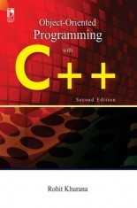 Download Object Oriented Programming with C++ by Rohit Khurana PDF Online