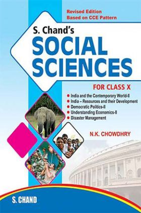 S. Chand's Social Sciences For Class X