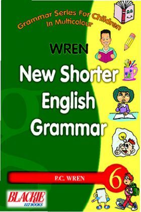 New Shorter English Grammar 6