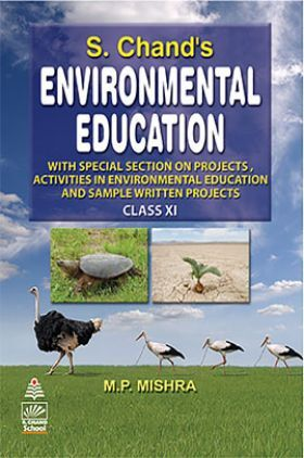S.Chand Environmental Education for Class XI