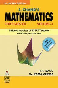 S.Chand's Mathematics Class XII Volume 1