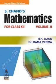 S.Chand's Mathematics Class XII Volume 2