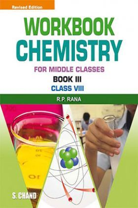 Workbook Chemistry For Middle Class 8