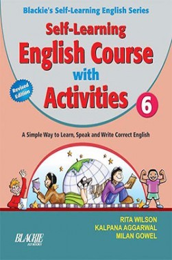 Self Learning English Course With Activities For Class 6