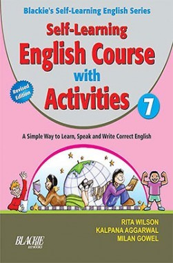 Self Learning English Course With Activities For Class 7
