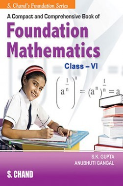 A Compact And Comprenensive Book Of IIT Foudation Mathematic Class VI