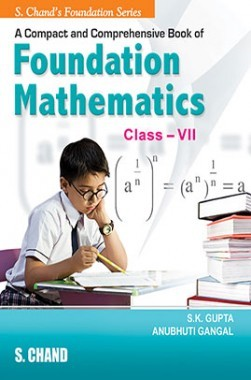 A Compact And Comprenensive Book Of IIT Foudation Mathematic Class VII