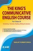 The King'S Communicative English Course Class IX