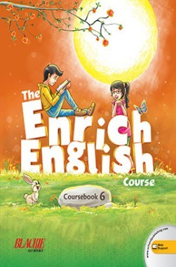 The Enrich English Coursebook 6