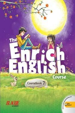The Enrich English Coursebook 7