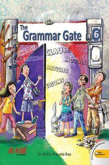 The Grammar Gate Book 6