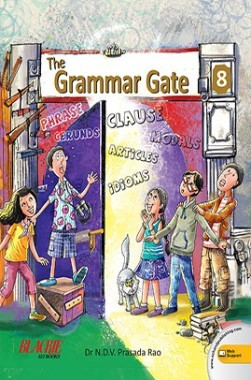 The Grammar Gate Book 8