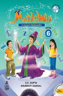 Maths Wiz Book 6