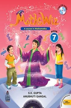 Maths Wiz Book 7