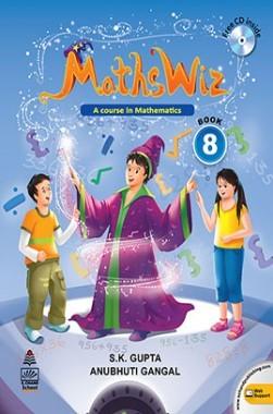 Maths Wiz Book 8