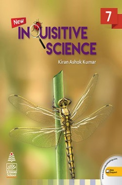 Download New Inquisitive Science Book 7 by Kiran Ashok Kumar PDF Online
