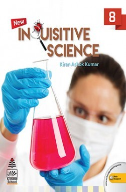 New Inquisitive Science Book 8
