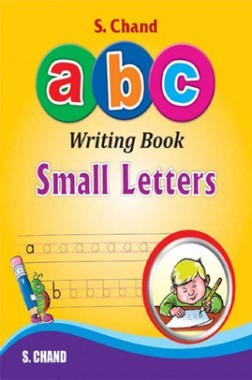 S. Chand Abc Writing Book Small Letter