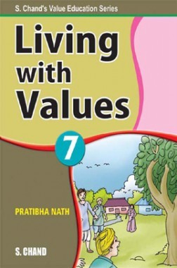 Download Living With Values Book-7 by Pratibha Nath PDF Online