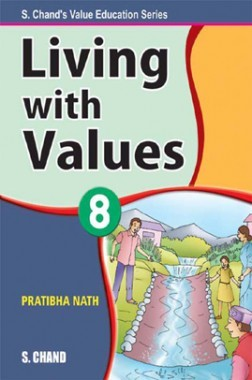 Living With Values Book-8