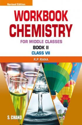 Workbook Chemistry For Middle Class-7
