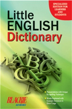 Blackie's Little English Dictionary