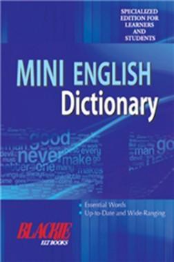 Blackie's Mini English Dictionary