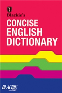 Blackie's Concise English Dictionary