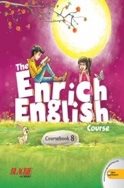 The Enrich English Coursebook 8