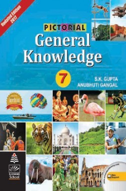 Pictorial General Knowledge (Updated Edition) Book 7