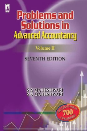 Problems & Solutions In Advanced Accountancy Volume-II