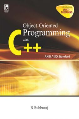 Object Oriented Programming with C++ ANSI / ISO Standard