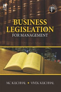 Business Legislation For Management