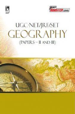 UGC-NET/JRF/SET Geography (Papers-II & III)