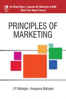 Principles Of Marketing (For Delhi University)
