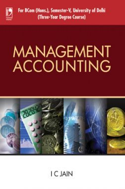 Management Accounting (For Delhi University)