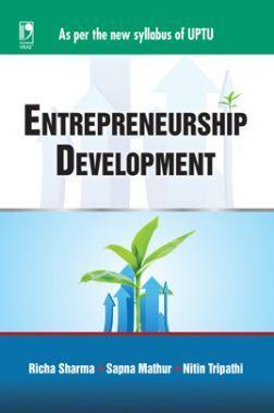 Entrepreneurship Development (For UPTU)
