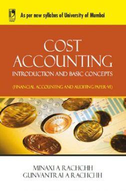 Cost Accounting (University Of Mumbai)
